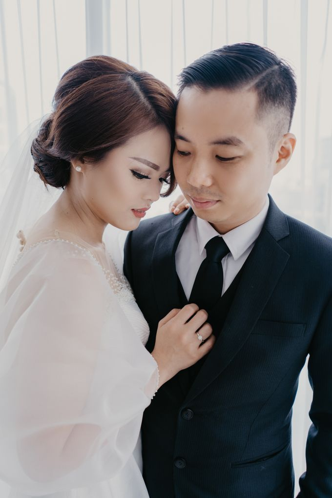The Wedding of Charil & Silvia by V&Co Jewellery - 002