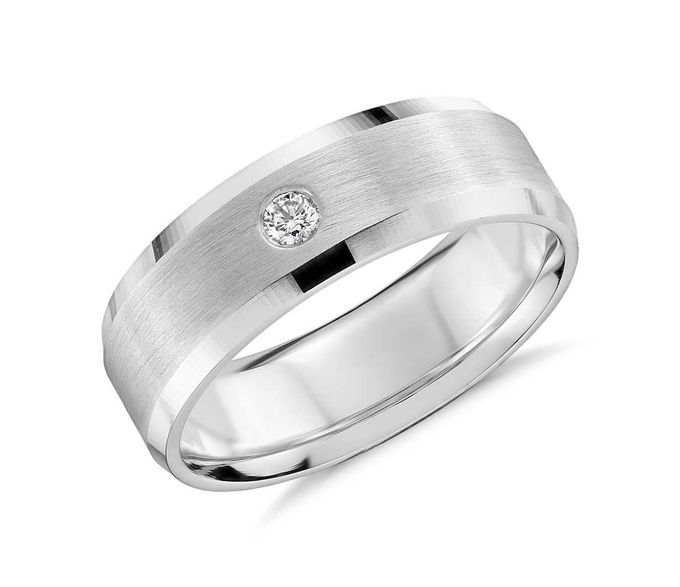 Wedding Ring by Mirage Jeweler - 024