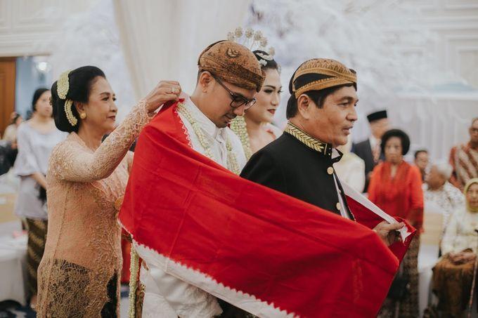 Puti & Rama Wedding Highlight by IKK Wedding Planner - 001