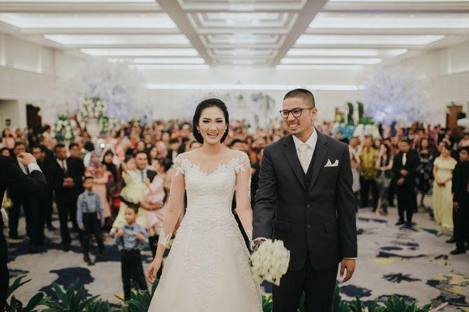Puti & Rama Wedding Highlight by IKK Wedding Planner - 010