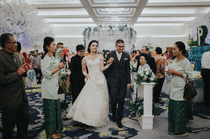 Puti & Rama Wedding Highlight by IKK Wedding Planner - 011