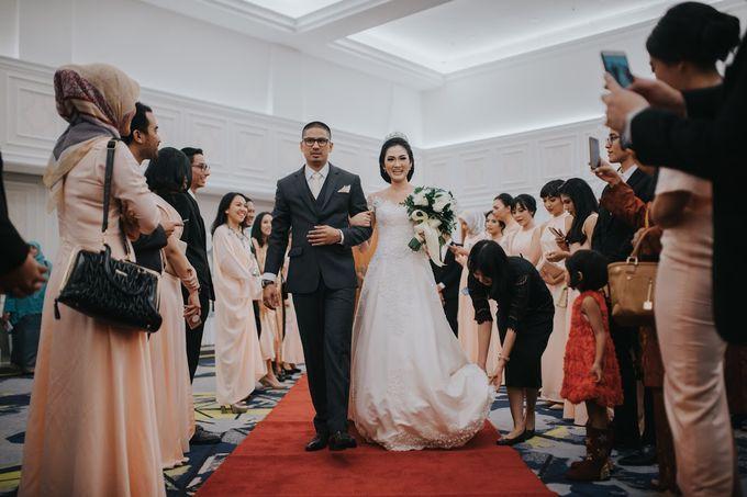 Puti & Rama Wedding Highlight by IKK Wedding Planner - 012