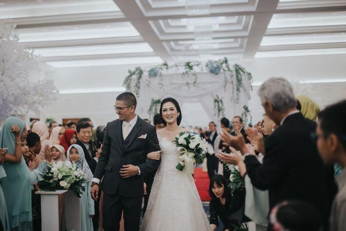 Puti & Rama Wedding Highlight by IKK Wedding Planner - 013
