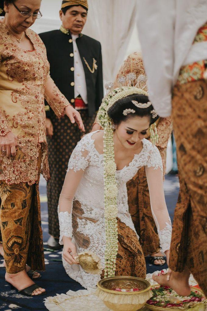 Puti & Rama Wedding Highlight by IKK Wedding Planner - 002