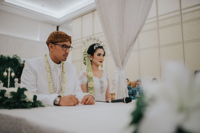 Puti & Rama Wedding Highlight by IKK Wedding Planner - 014