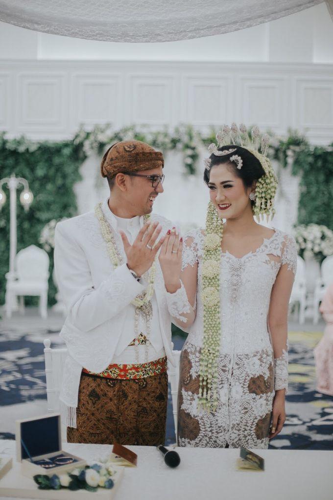 Puti & Rama Wedding Highlight by IKK Wedding Planner - 003