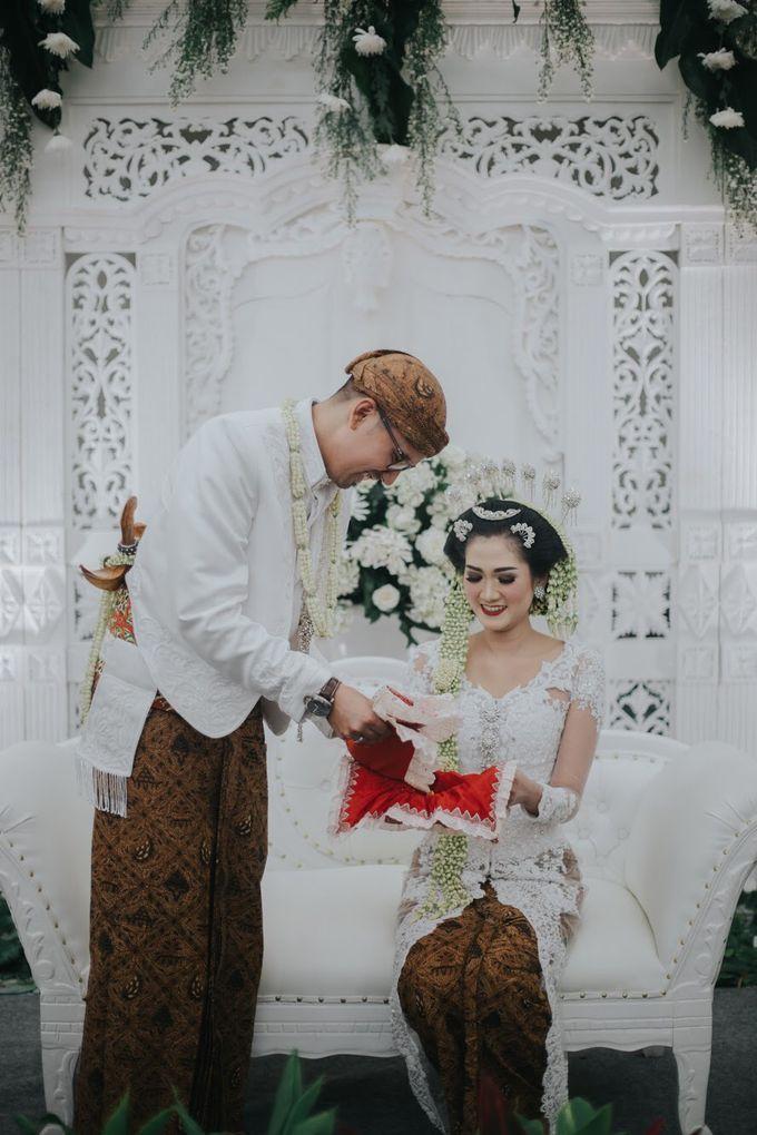 Puti & Rama Wedding Highlight by IKK Wedding Planner - 004