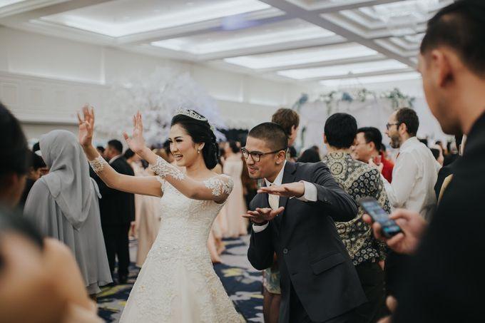 Puti & Rama Wedding Highlight by IKK Wedding Planner - 007