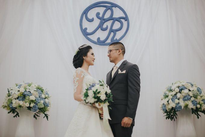 Puti & Rama Wedding Highlight by IKK Wedding Planner - 008