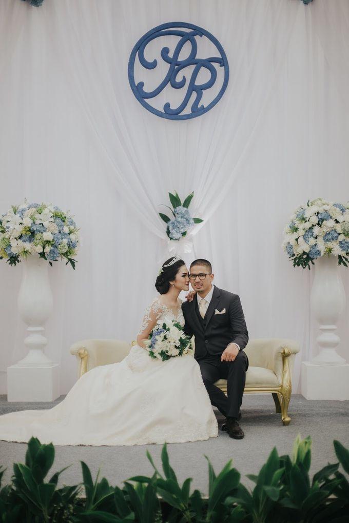 Puti & Rama Wedding Highlight by IKK Wedding Planner - 009