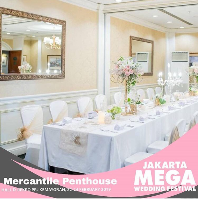 Wedding Expo @JIExpo Kemayoran. 22-24th February19 by MERCANTILE PENTHOUSE WEDDING - 001