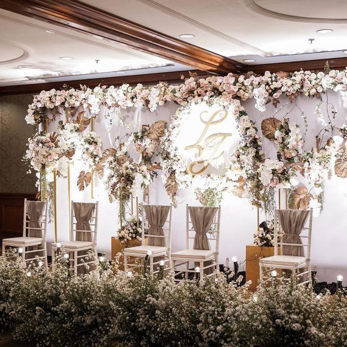 Jovita & Liem by MERCANTILE PENTHOUSE WEDDING - 011