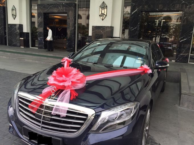 Wedding Car Rental Mercedes S Class by Hyperlux Dolce Vita Sdn Bhd - 001