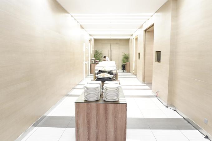 Lobby Area Wedding Erick & Vivi by Mercure Jakarta Sabang - 020
