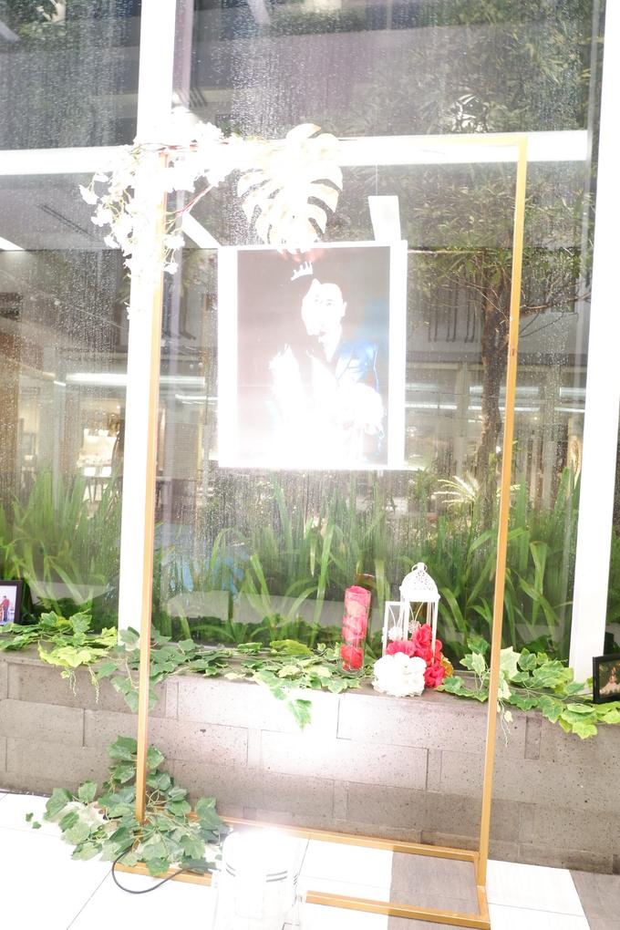 Lobby Area Wedding Erick & Vivi by Mercure Jakarta Sabang - 022