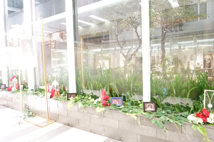 Lobby Area Wedding Erick & Vivi by Mercure Jakarta Sabang - 023