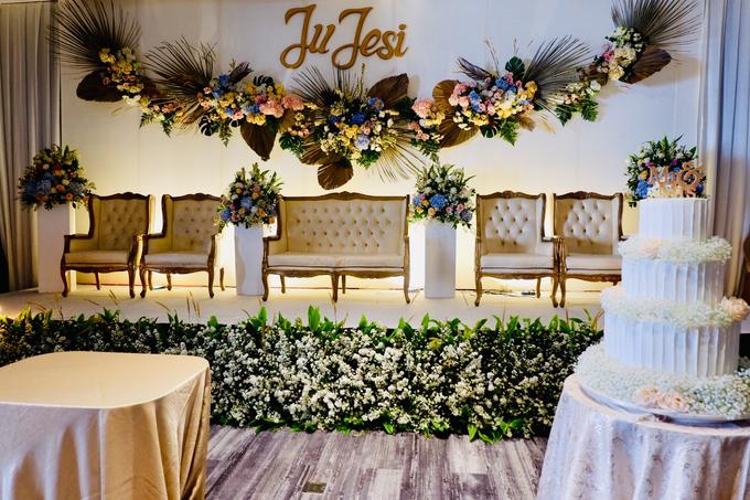 New Normal Wedding Jesi & Ju Patric by Mercure Jakarta Sabang - 001