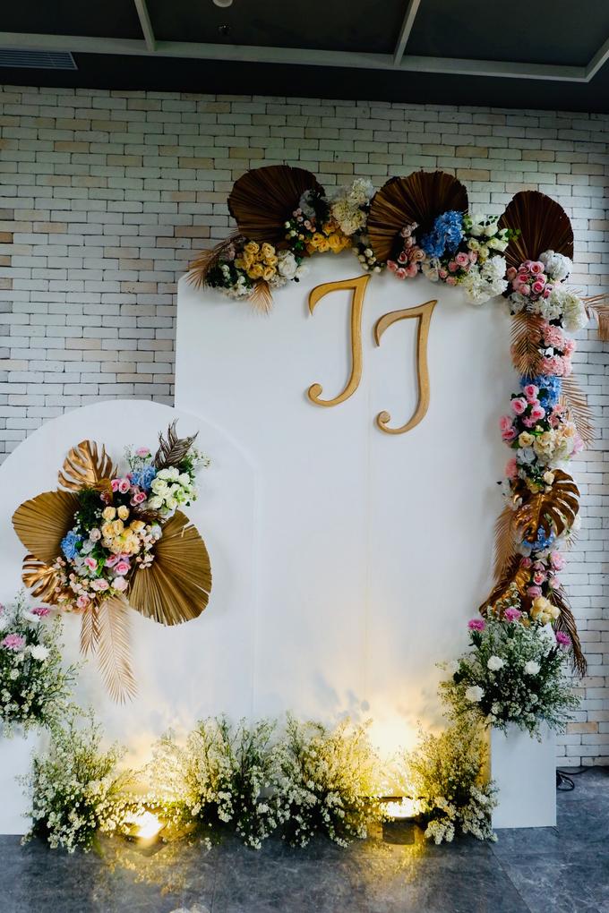 New Normal Wedding Jesi & Ju Patric by Mercure Jakarta Sabang - 013