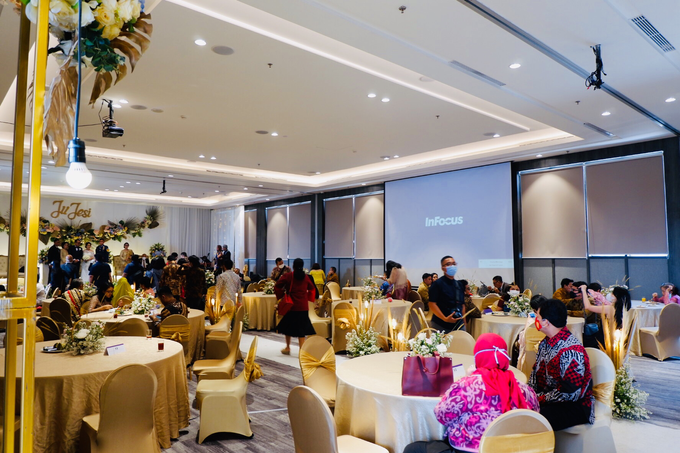 New Normal Wedding Jesi & Ju Patric by Mercure Jakarta Sabang - 018
