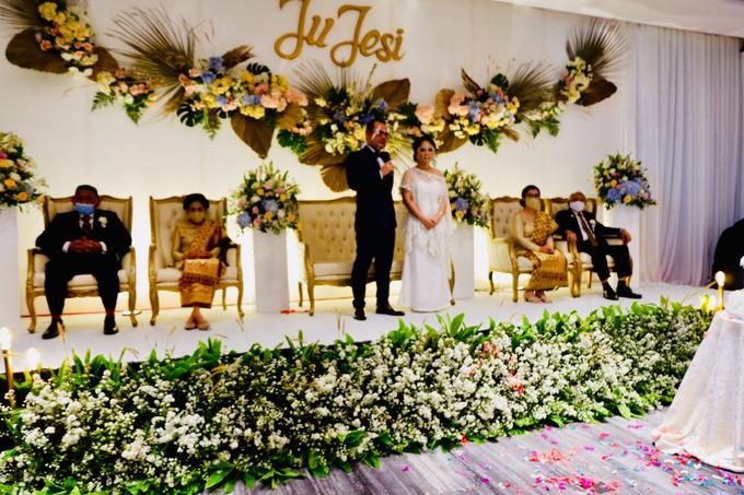 New Normal Wedding Jesi & Ju Patric by Mercure Jakarta Sabang - 021