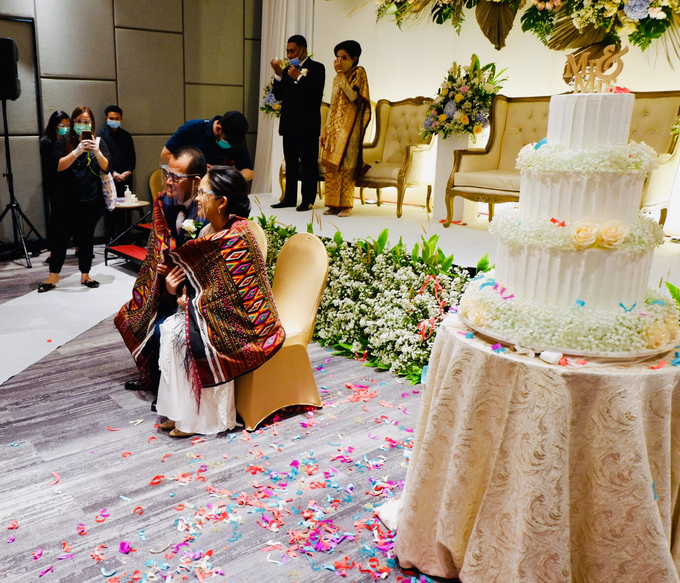 New Normal Wedding Jesi & Ju Patric by Mercure Jakarta Sabang - 022