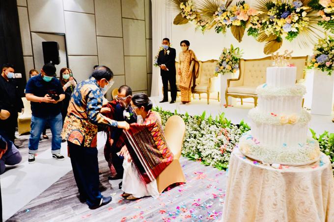 New Normal Wedding Jesi & Ju Patric by Mercure Jakarta Sabang - 025