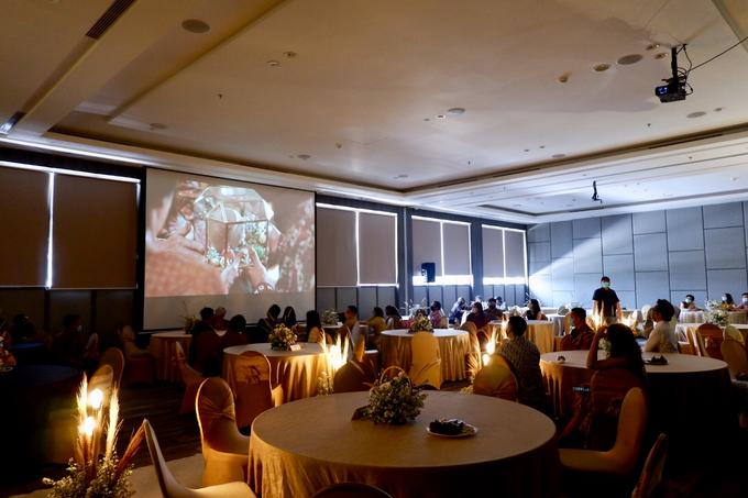 New Normal Wedding Jesi & Ju Patric by Mercure Jakarta Sabang - 032