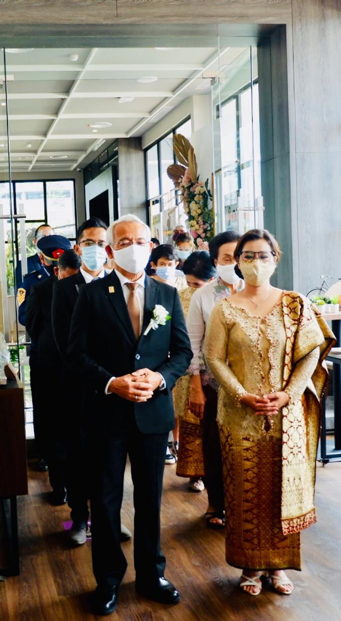 New Normal Wedding Jesi & Ju Patric by Mercure Jakarta Sabang - 033
