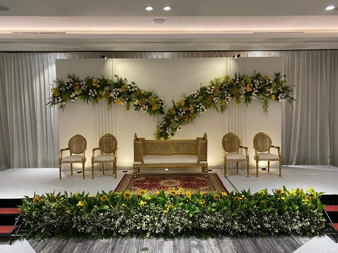 Wedding Resepsi Aro & Okta by Mercure Jakarta Sabang - 006
