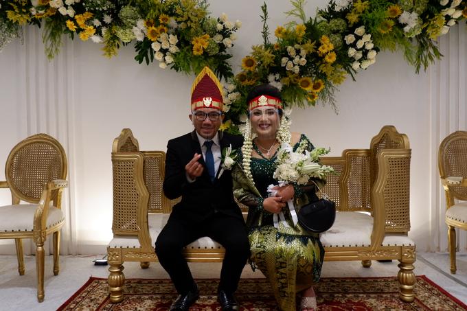Wedding Resepsi Aro & Okta by Mercure Jakarta Sabang - 010