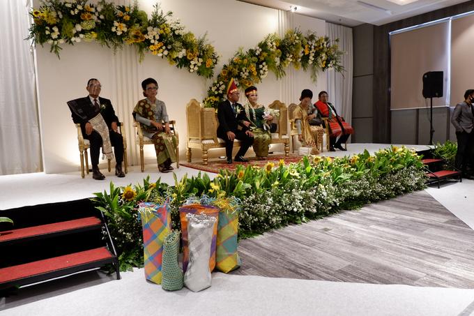 Wedding Resepsi Aro & Okta by Mercure Jakarta Sabang - 014