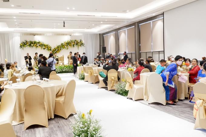 Wedding Resepsi Aro & Okta by Mercure Jakarta Sabang - 015