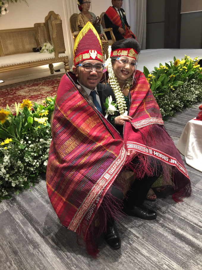 Wedding Resepsi Aro & Okta by Mercure Jakarta Sabang - 017