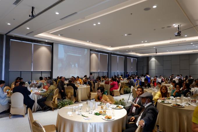 Wedding Resepsi Aro & Okta by Mercure Jakarta Sabang - 020