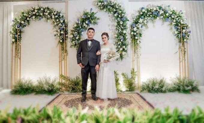Wedding Resepsi Indri & Yos by Mercure Jakarta Sabang - 002