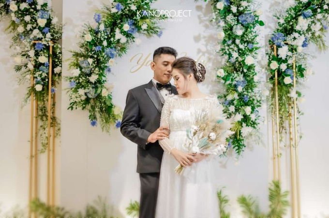 Wedding Resepsi Indri & Yos by Mercure Jakarta Sabang - 003