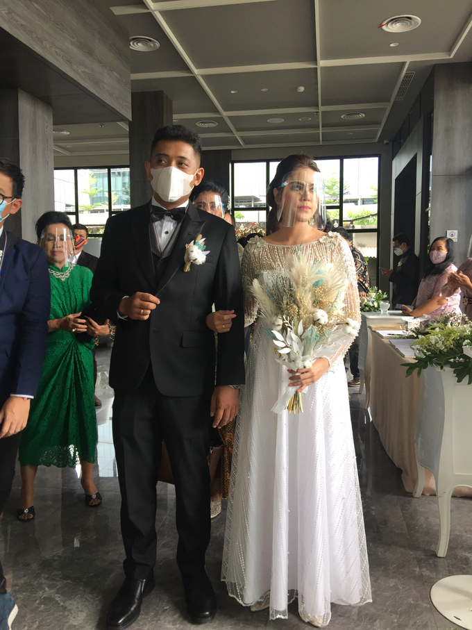 Wedding Resepsi Indri & Yos by Mercure Jakarta Sabang - 011