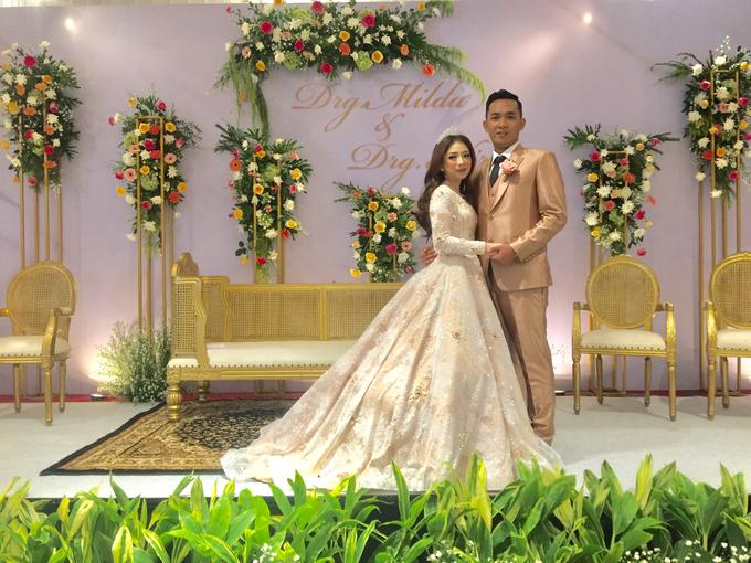 Wedding Event Drg. Milda & Drg. Nirwan by Mercure Jakarta Sabang - 001
