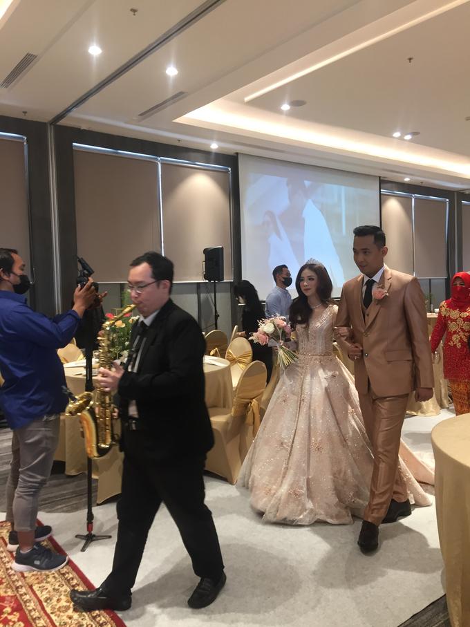 Wedding Event Drg. Milda & Drg. Nirwan by Mercure Jakarta Sabang - 002