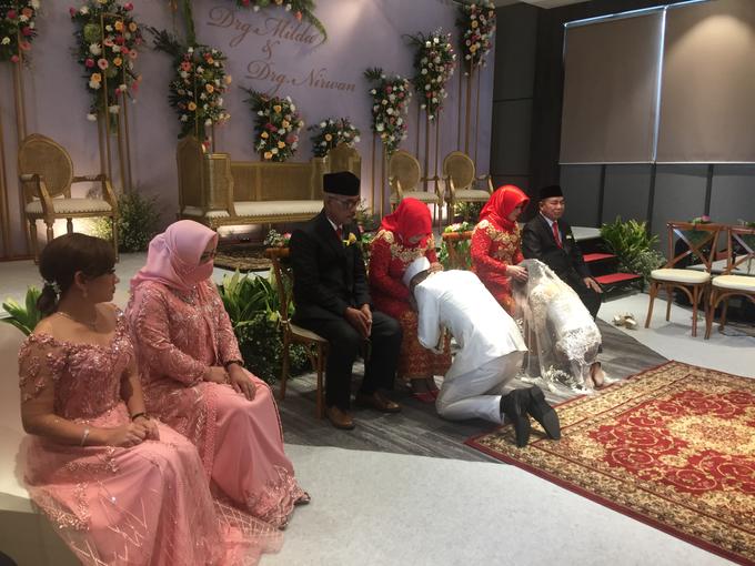 Wedding Event Drg. Milda & Drg. Nirwan by Mercure Jakarta Sabang - 004