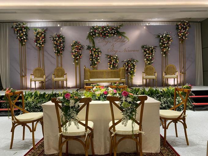 Wedding Event Drg. Milda & Drg. Nirwan by Mercure Jakarta Sabang - 007