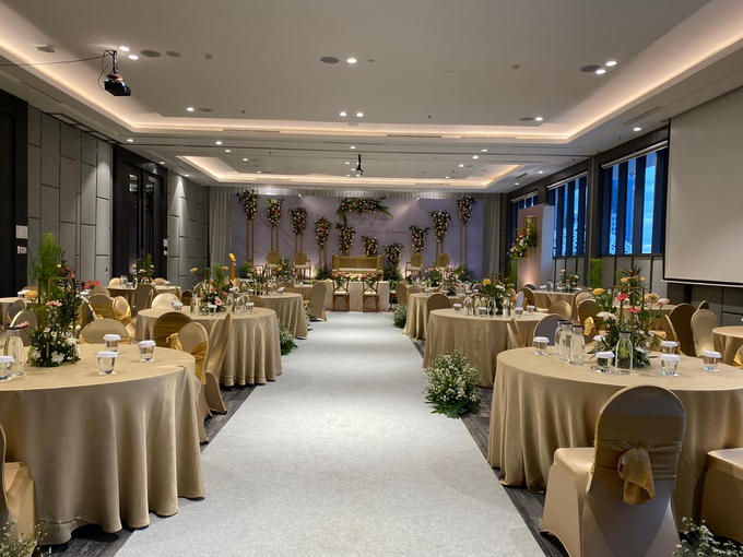Wedding Event Drg. Milda & Drg. Nirwan by Mercure Jakarta Sabang - 013