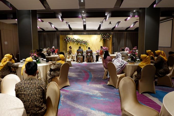 Akad Nikah Eilsa & Rizky by Mercure Jakarta Sabang - 016