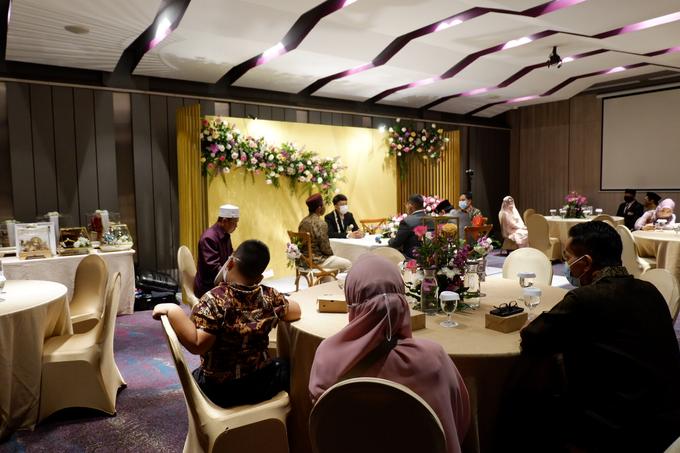 Akad Nikah Eilsa & Rizky by Mercure Jakarta Sabang - 017