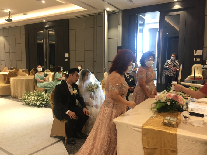 The Wedding Of Ms. Nina & Mr. Novan by Mercure Jakarta Sabang - 003