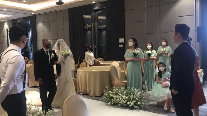 The Wedding Of Ms. Nina & Mr. Novan by Mercure Jakarta Sabang - 004