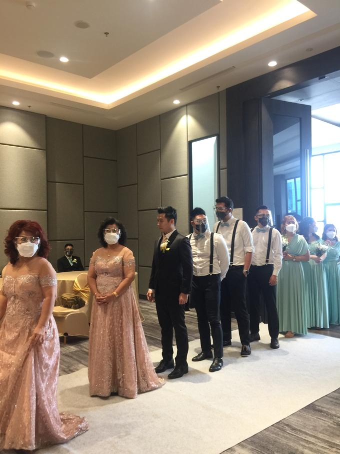 The Wedding Of Ms. Nina & Mr. Novan by Mercure Jakarta Sabang - 005