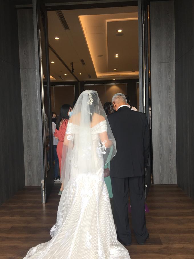 The Wedding Of Ms. Nina & Mr. Novan by Mercure Jakarta Sabang - 006