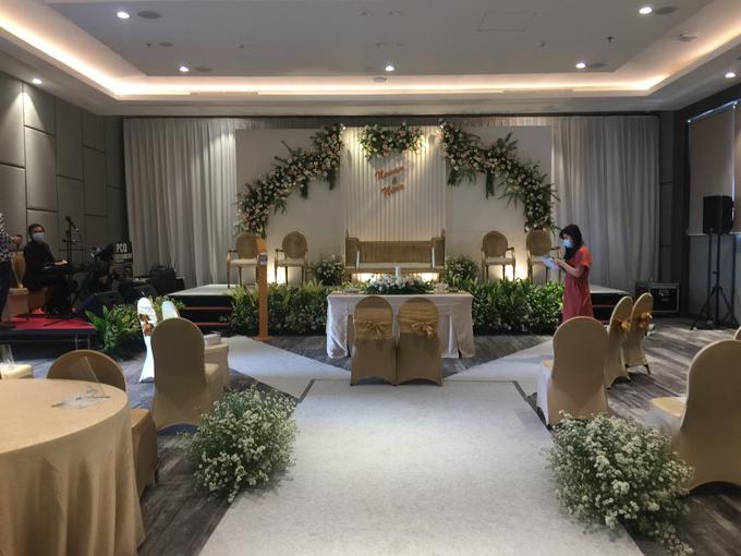 The Wedding Of Ms. Nina & Mr. Novan by Mercure Jakarta Sabang - 009