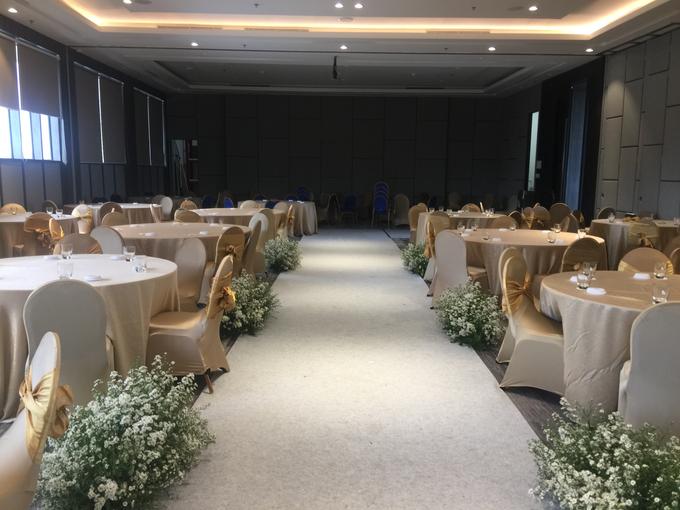 The Wedding Of Ms. Nina & Mr. Novan by Mercure Jakarta Sabang - 011